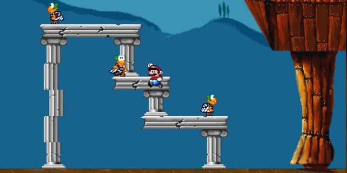 Super Mario's Wacky Worlds un jeu vidéo Mario méconnu