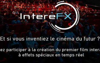 IntereFX, l'Ultrackathon des effets spéciaux cinématographiques !