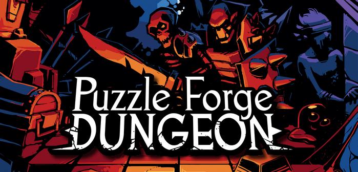 Preview Puzzle Forge Dungeon, ça chauffe tes méninges !_une