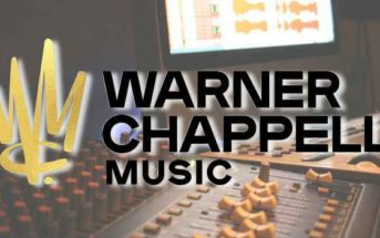 Warner Chappell Music France : une BO flambant neuve