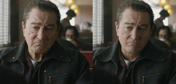 Le de-aging de The Irishman dévoilé dans un making-of