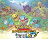 Une démo pour Pokémon Donjon Mystère : Équipe de Secours DX