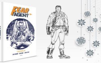 Fear agent: la prochaine adaptation de Seth Rogen