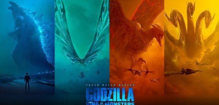 Sortie Blu-ray & DVD – Godzilla II : King of CGI Porn…