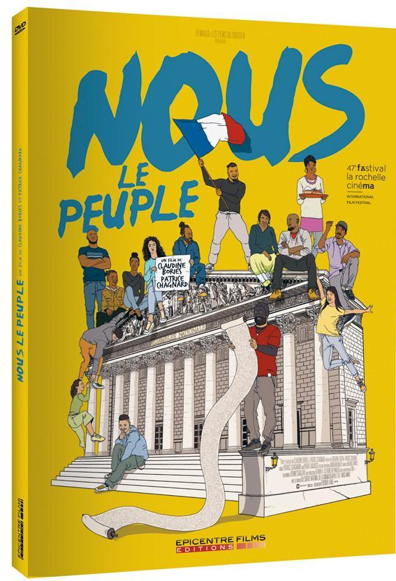écrit et réalisé par Claudine Bories et Patrice Chagnard, avec la participation des Lucioles du DOC.