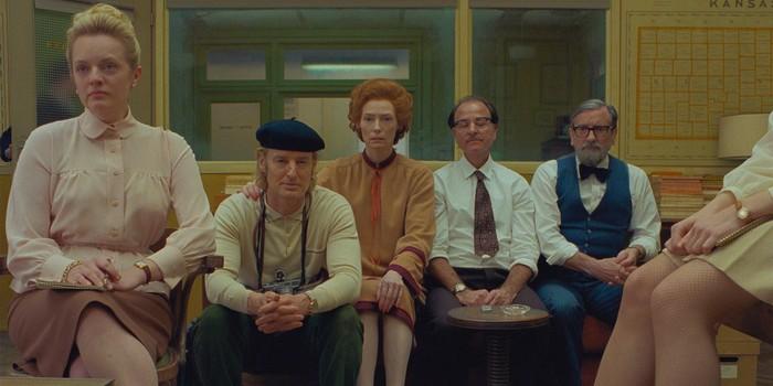 The French Dispatch: première bande-annonce sofrenchpour le nouveau Wes Anderson