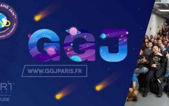 Global Game Jam Paris 2020, le bilan !