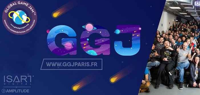 Global Game Jam Paris 2020, le bilan !