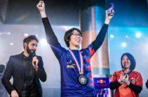 Goichi GO1 Kishida, champion du monde du Red Bull Dragon Ball FighterZ World Tour !