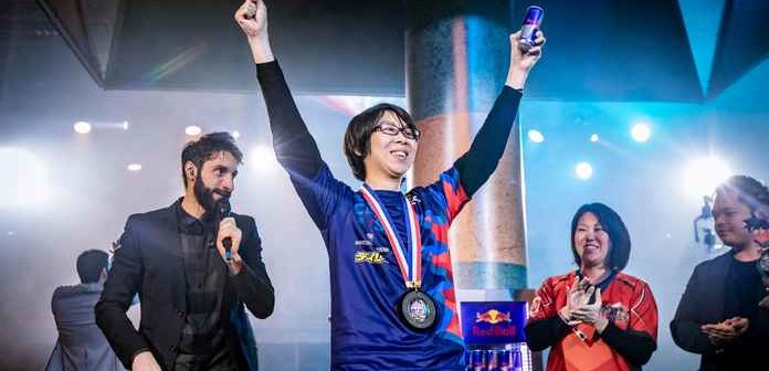 Goichi GO1 Kishida, champion du monde du Red Bull Dragon Ball FighterZ World Tour !