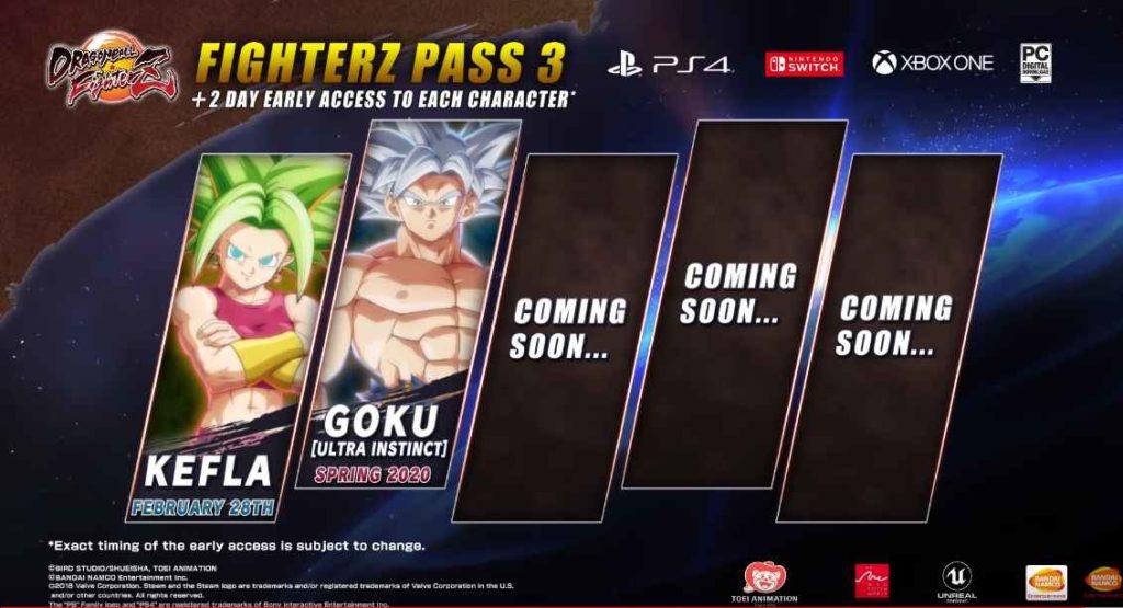Kefla et Goku Ultra Instinct