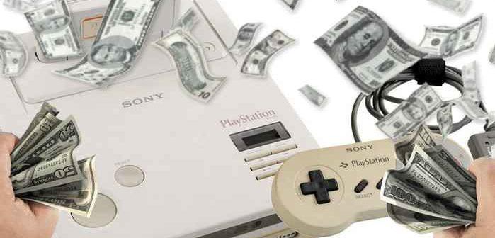 La Nintendo Playstation l'article de jeu vidéo le plus cher de l'histoire