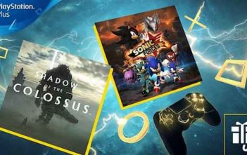 PlayStation Plus mars 2020 Shadow Of The Colossus et Sonic Forces au menu !