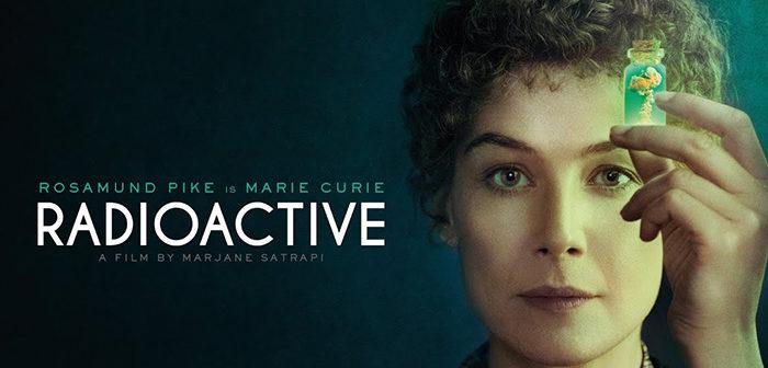 Radioactive : la bande-annonce du biopic sur Marie Curie