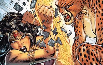 Le look de Cheetah dans Wonder Woman 1984 fuite (spoilers)