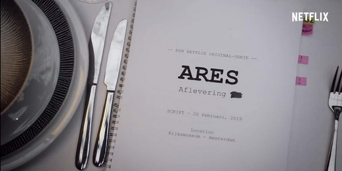 Critique Ares : la première série hollandaise débarque sur Netflix