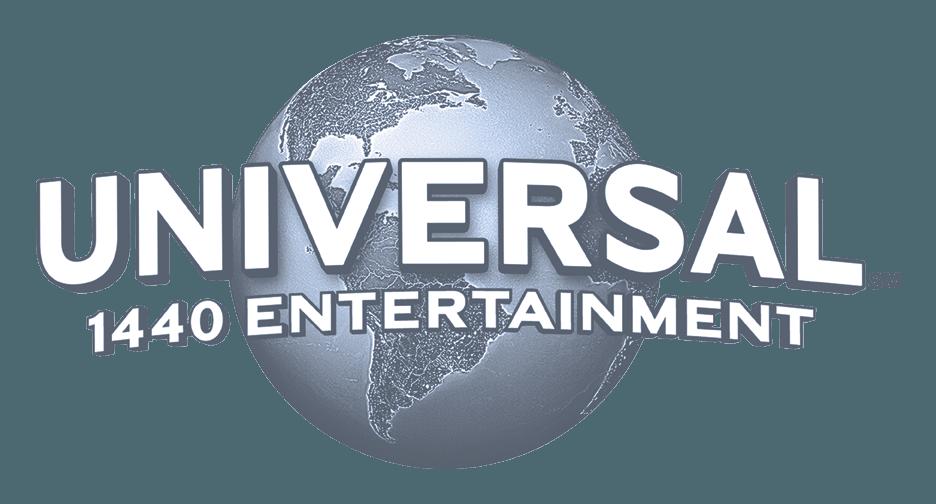 Logo Universal Pictures Vidéo 1440 Entertainement