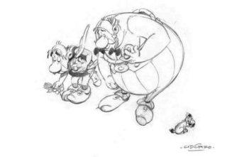 Albert Uderzo, le dessinateur d'Astérix, est décédé