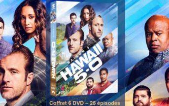 Concours Hawaii 5_0 Saison 9 2 coffrets 6 DVD à gagner !