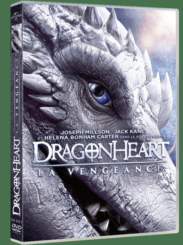 Concours DragonHeart la Vengeance, 1 DVD & 1 Blu-ray à gagner !
