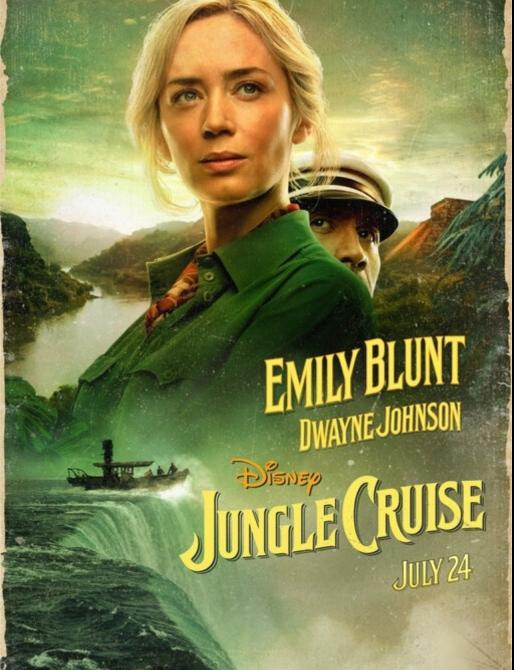 Jungle Cruise : The Rock et Emily Blunt se croient dans Jumanji