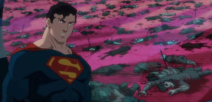 Justice League Dark - Apokolips war : la fin de l'univers animé DC ?