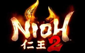 Nioh 2, découvrez le trailer de lancement