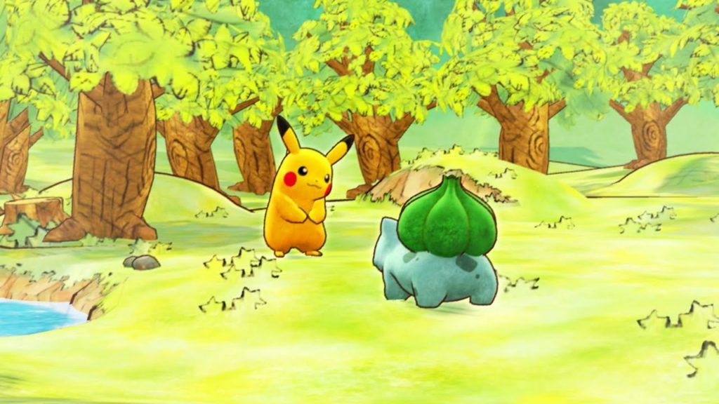 Pokémon Donjon Mystère DX