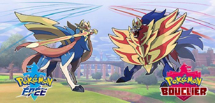 Pokémon Epée Bouclier découvrez le nouveau Pokémon fabuleux
