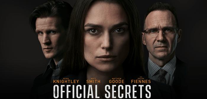 Sortie Blu-ray & DVD - Official Secrets : l'espionne qui a tenté d'éviter la guerre en Irak