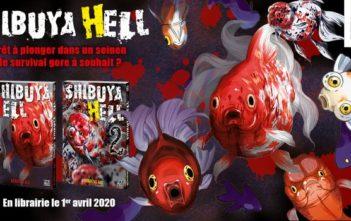 Critique manga Shibuya Hell, comme un poisson dans l'eau !