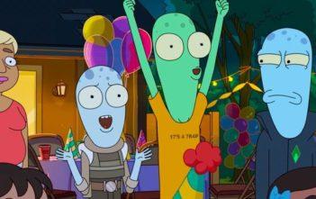 Solar Opposites : le papa de Rick et Morty tease son nouveau bébé
