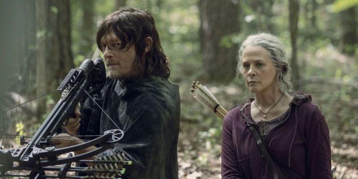 Le final de la saison 10 repoussé — The Walking Dead