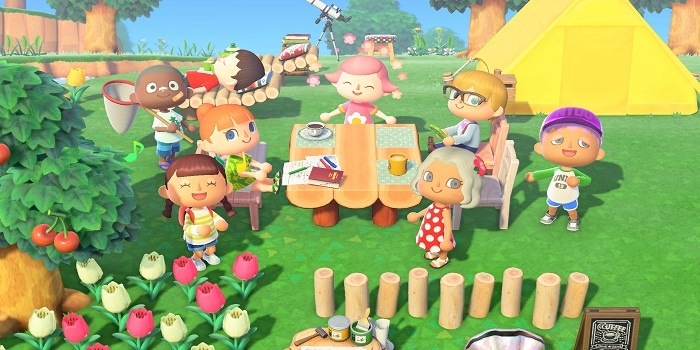 Animal Crossing : New Horizons, technique ultime pour les fleurs hybrides
