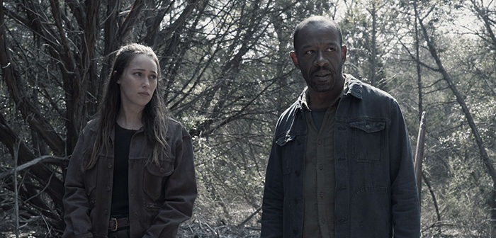 Fear The Walking Dead tease sa saison 6