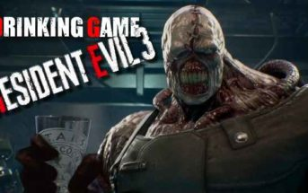 Le Drinking Game Resident Evil 3 !