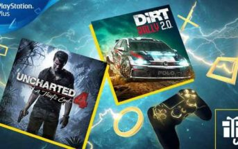 PlayStation Plus les jeux gratuits d'avril 2020 !