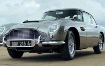 Top 15 des voitures qui ont marqué nos écrans !