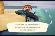 Animal Crossing New Horizons, ces poissons insectes disparaîtront en juin !