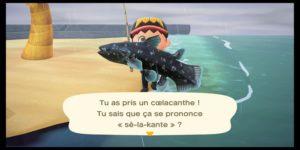Animal Crossing New Horizons, ces poissons insectes disparaîtront en juin !
