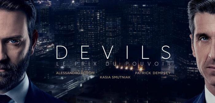 Critique Devils saison 1 : thriller financier peu inspiré