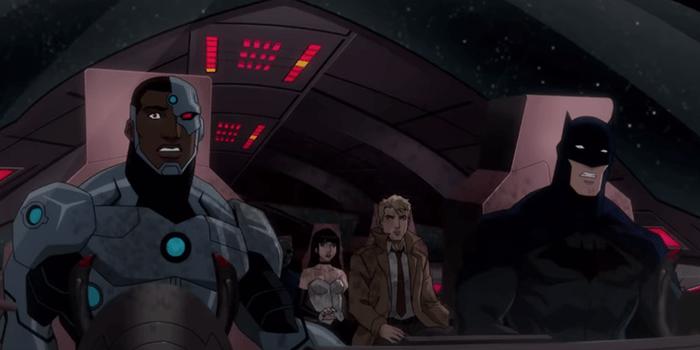 Critique Justice League Dark : Apokolips War : destination Rebirth