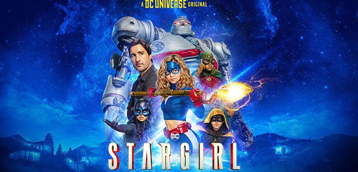 Critique Stargirl saison 1 épisode 1 : rencontre du troisième DC