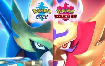 Des Pokémon offerts dans Pokémon Épée Bouclier