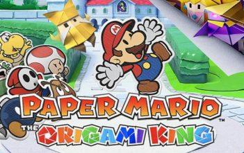 Un nouveau Paper Mario annoncé sur Switch