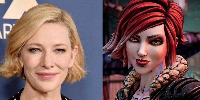Borderlands : Cate Blanchett pourrait jouer Lilith