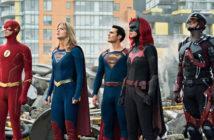 Le Arrowverse, Superman & Lois ne reviendront qu'en 2021