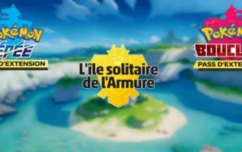 Test Pokémon Épée / Bouclier, l'île solitaire de l'Armure, DLC échoué