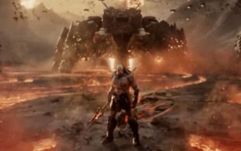 Justice League : Un premier teaser du Snyder cut