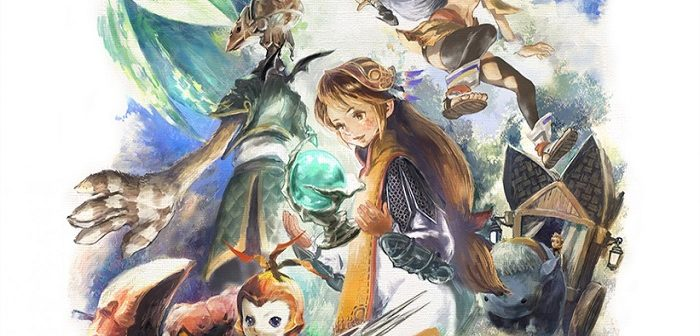 10 minutes de gameplay pour Final Fantasy Crystal Chronicles Remastered Edition